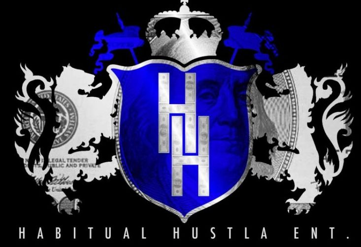 Habitual Hustla Entertainment Logo